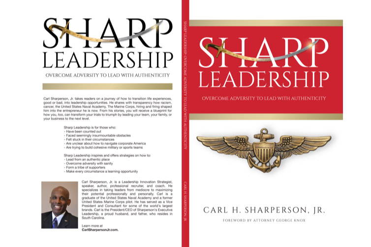 Sharp Leadership Book Cover