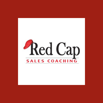 Red Cap Sales Coaching Logo