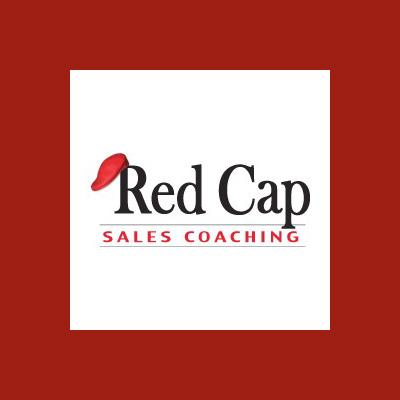 Red Cap Sales Coaching Logo